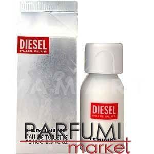 Diesel Plus Plus Feminine Eau de Toilette 75ml дамски