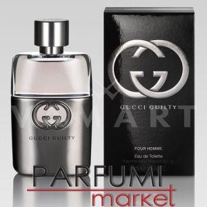 Gucci Guilty Pour Homme Eau de Toilette 90ml мъжки