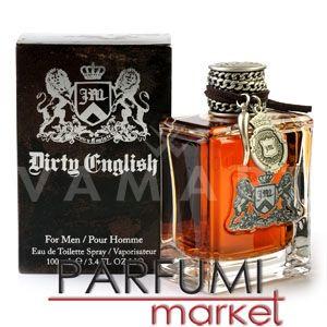 Juicy Couture Dirty English Eau de Toilette 100ml мъжки