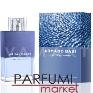 Armand Basi L'Eau Pour Homme Eau de Toilette 125ml мъжки без кутия