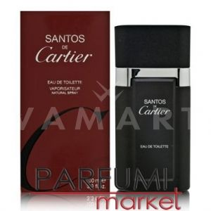 Cartier Santos de Cartier Eau de Toilette 100ml мъжки без кутия