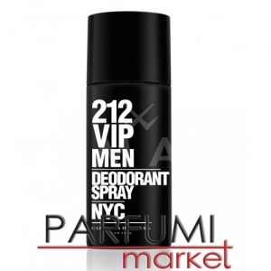 Carolina Herrera 212 Vip Men Deodorant Spray 150ml мъжки