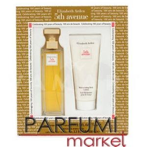 Elizabeth Arden 5th Avenue Eau de Parfum 75ml + Body Lotion 100ml дамски комплект