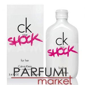 Calvin Klein CK One Shock For Her Eau de Toilette 200ml дамски