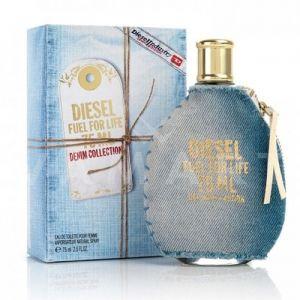Diesel Fuel for Life Denim Collection Femme Eau de Toilette 75ml дамски без кутия