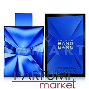 Marc Jacobs Bang Bang Eau de Toilette 100ml мъжки без кутия