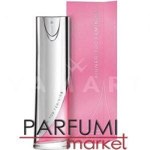 Aigner Too Feminine Eau de Parfum 100ml дамски без кутия