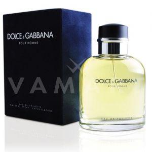 Dolce & Gabbana Pour Homme 2012 Eau de Toilette 125ml мъжки