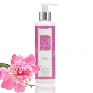 Yardley London Peony Body Lotion 250ml