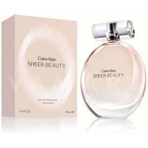Calvin Klein Sheer Beauty Eau de Toilette 100ml дамски