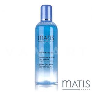 Matis Reponse Yeux Biphase Eyes & Lips Make-Up Remover 150ml Двуфазен лосион за почистване на грим
