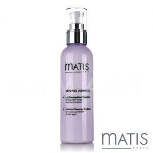 Matis Reponse Jeunesse Essential Cleansing Emulsion 200ml Тоалетно мляко за всеки тип кожа с орхидея