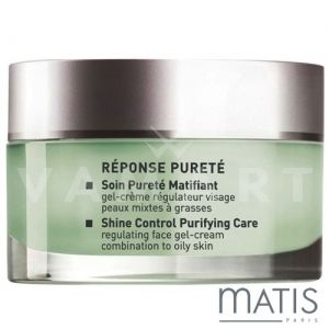 Matis Reponse Purete Shine Control Purifying Care 50ml Матиращ крем за мазна кожа