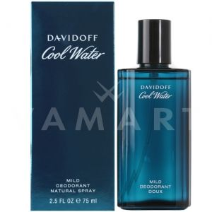 Davidoff Cool Water Men Mild Deodorant Spray 75ml мъжки