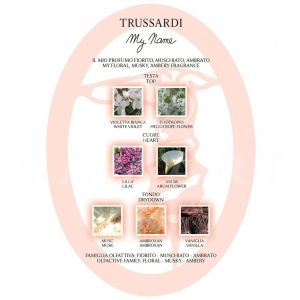 Trussardi My Name Eau de Parfum 30ml дамски