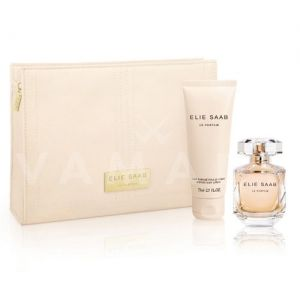 Elie Saab Le Parfum Eau de Parfum 50ml + Body Lotion 75ml + Чанта дамски комплект