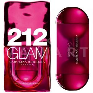 Carolina Herrera 212 Glam Eau de Toilette 60ml (2x30ml) дамски