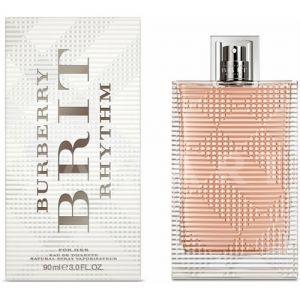 Burberry Brit Rhythm for Women Eau de Toilette 90ml дамски без кутия