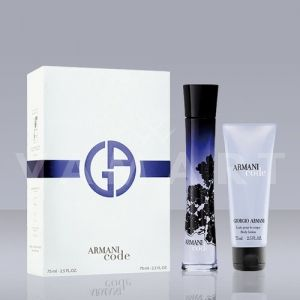 Armani Code Pour Femme Eau de Parfum 75ml + Body Lotion 75ml дамски комплект