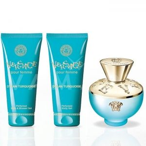 Versace Dylan Turquoise Pour Femme set 50ml