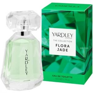 Yardley London The Collection Flora Jade Eau de Toilette 50ml дамски